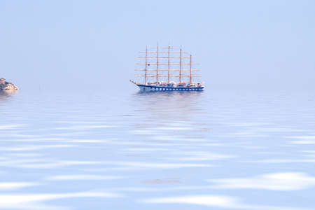 tallship: Ship Stock Photo