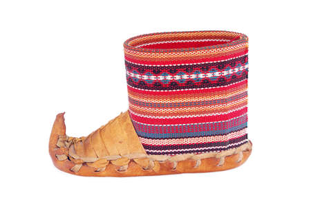 serbian: Serbian Traditional Shoes