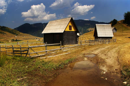 Bjelasica Mountain, Montenegro photo