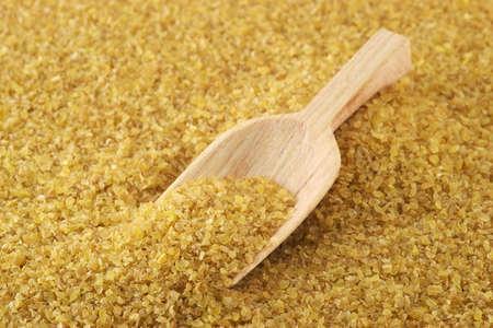 bulgur: Bulgur (cracked wheat)