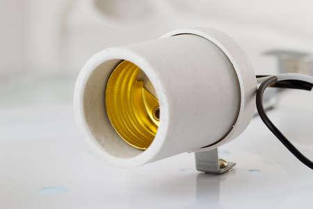 enchufe de luz: Socket luz