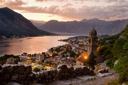 Kotor - Montenegro Stock Photo