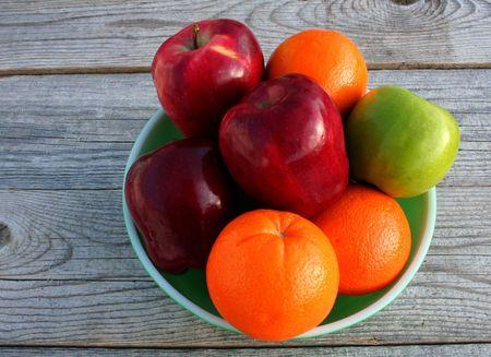 Bowl Of Fruit photo