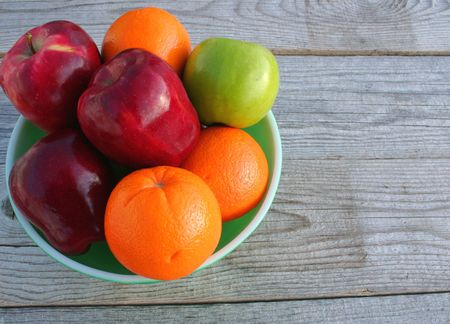 Bowl Of Fruit photo