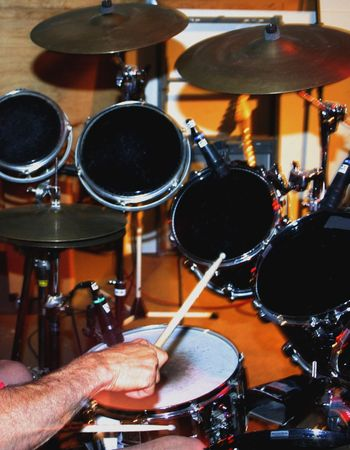 showmanship: Drummer
