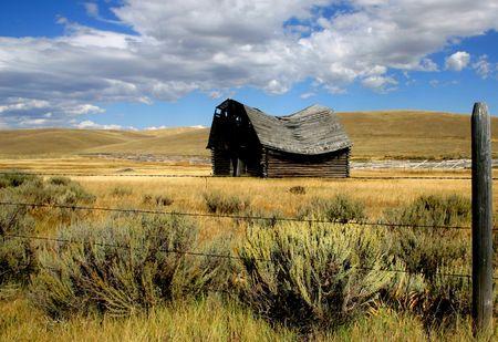 settler: Montana Barn