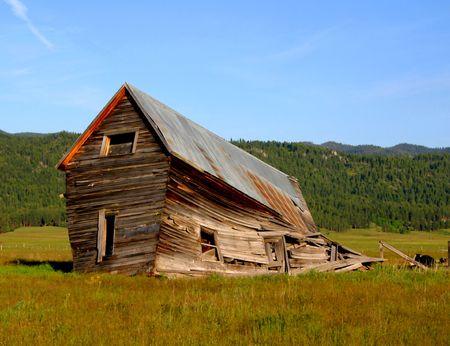 Idaho Barn photo