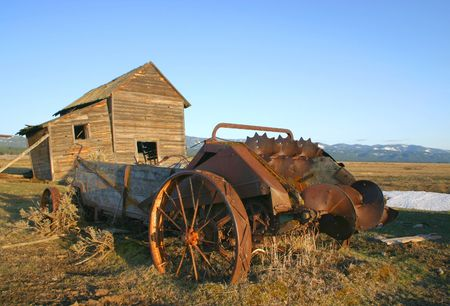 homestead: Old Idaho Homestead