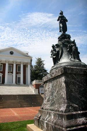 jefferson: Thomas Jefferson at University of Virginia