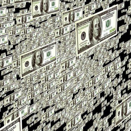 blabbing: dollar rain