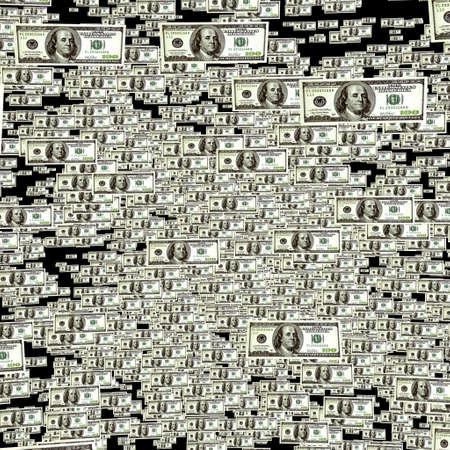 blabbing: money rain