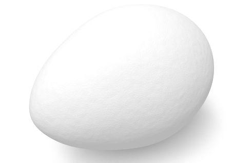 lateral: clara de huevo 3  4 lateral superior y disparar