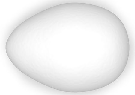 columb: egg white top shoot