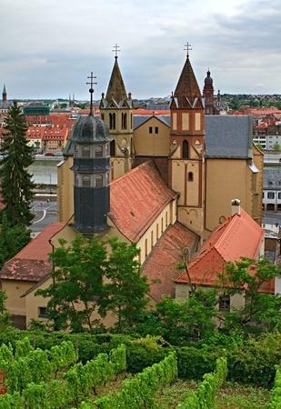 Burkardkirche, Wurzburg