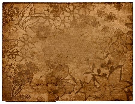 Wallpaper floral for design