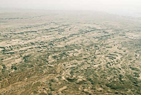 judaean: Shore of the Dead Sea Stock Photo