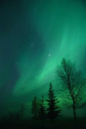 ionosphere: Aurora Borealis