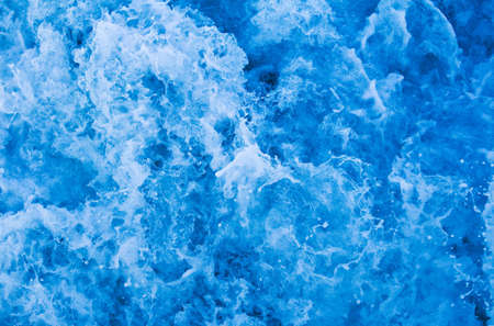 churning: Churning water in the Sea
