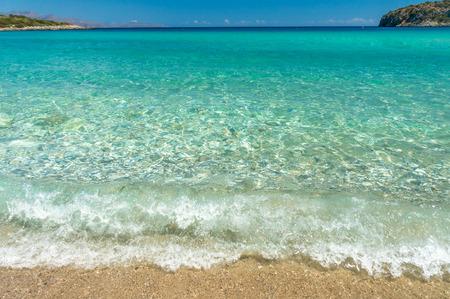 sea wave: sea wave on the beach