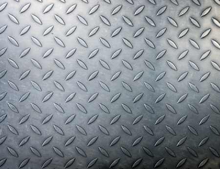 diamondplate: Pattern diamond metal plate background