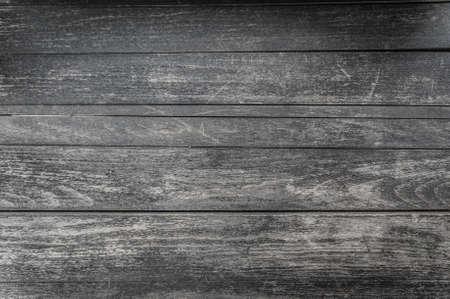 mur noir: noire mur bois texture de fond.