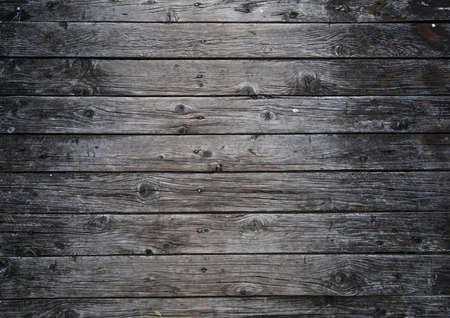 oxidado: Pared de madera de patrón de textura de fondo. Foto de archivo