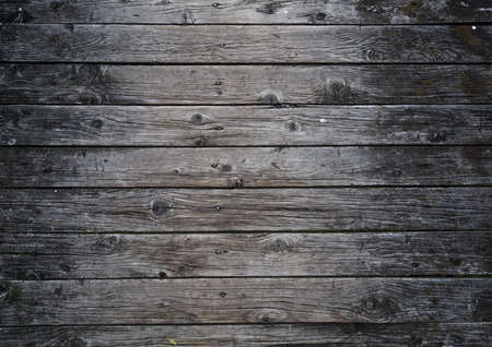 black wood texture: wall wood pattern texture background. Stock Photo