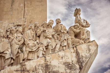 caravelle: Monument des D�couvertes, Lisbonne, Portugal, Europe