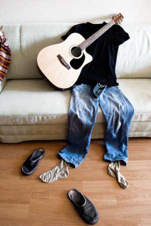 gitar: gitar ego
