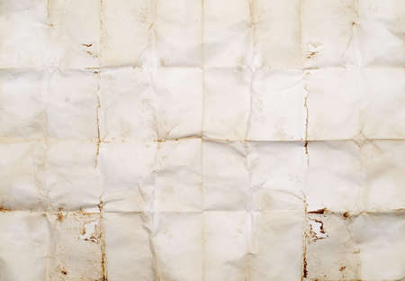wrinkled paper: grunge gekreukt papier geweldig als achtergrond