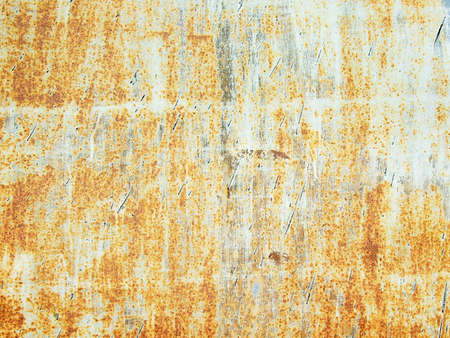 rusty metallic surface great as a background Stock Photo - 3471008