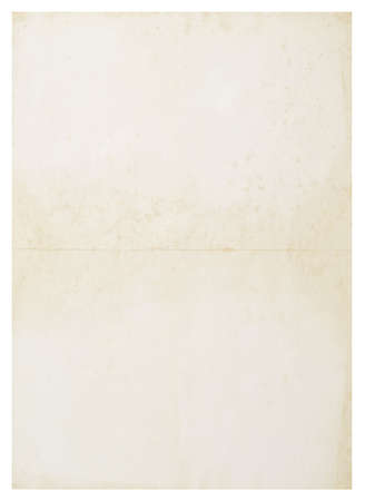 old grunge blank great as background isolated on white Stock Photo