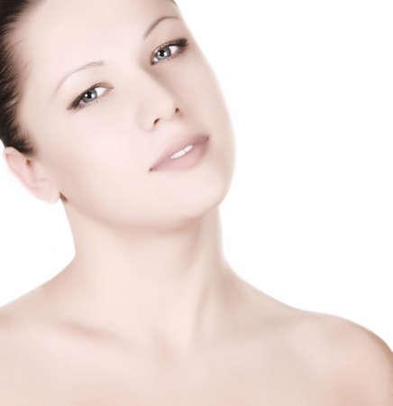 Glamour Porträt einer Frau, Schönheit