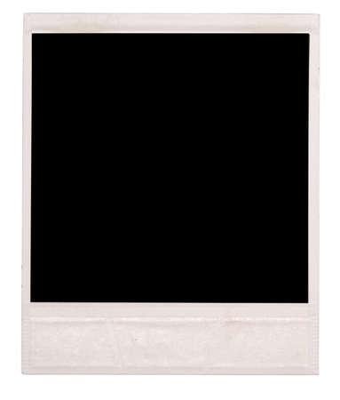 Foto isoliert auf weißem Hintergrund