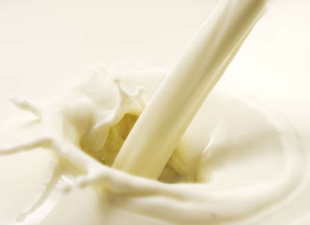 image of milk fresh milk splash Stock Photo - 5491845