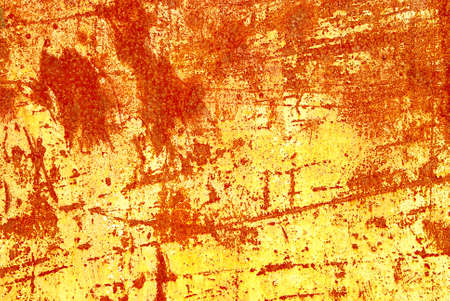 Rusty textured metal background  photo