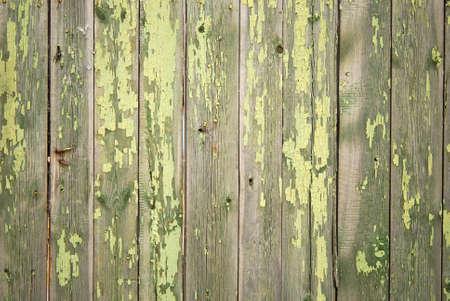 grüne Holzzaun große als Hintergrund
