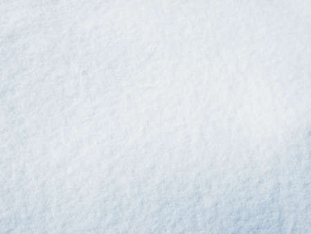 covered snow: fresh snow background Stock Photo