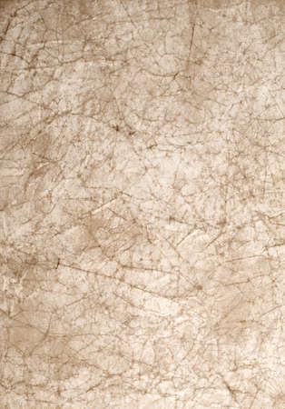 wrinkled paper great as a background isolated on white photo
