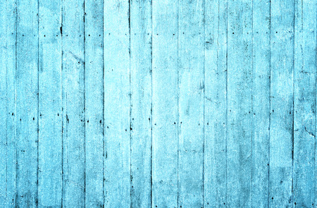 blue wooden wall great as background photo