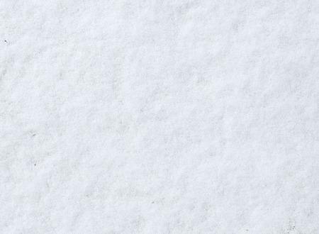große Schneebeschaffenheit