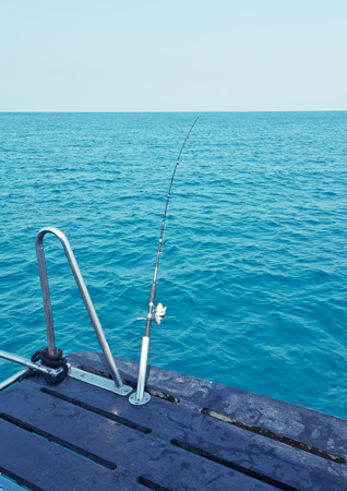 sportfishing: sea fishing