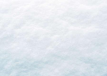 fondo: textura de la nieve fresca