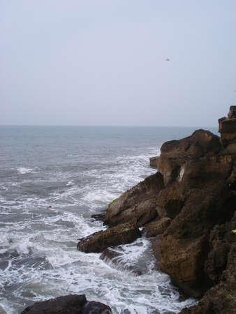 Cliffs at Diu