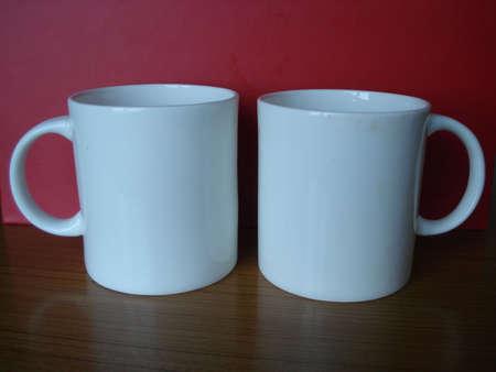 tea breaks: Two mugs