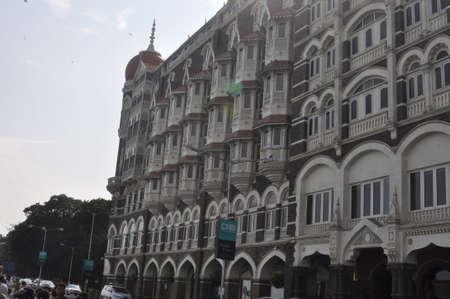 The Taj Palace and Hotel, Mumbai Stock Photo - 8151875