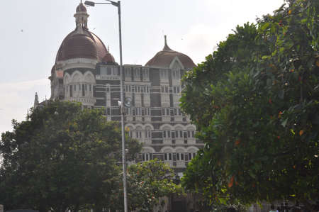 The Taj Palace and Hotel, Mumbai Stock Photo - 8151874