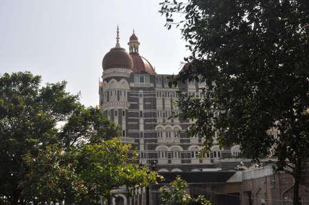 The Taj Palace and Hotel, Mumbai Stock Photo - 8151877