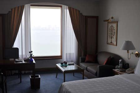 The Trident Hotel, Mumbai Stock Photo - 8225988