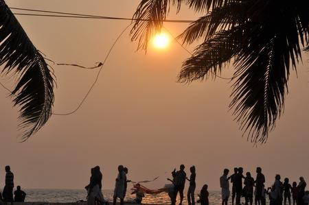 Cherai Beach, Ernakulam